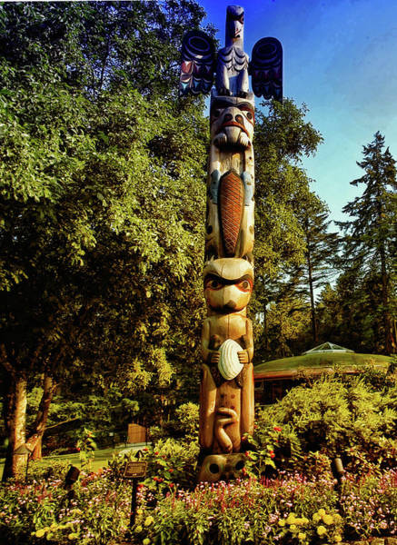 Photograph - Little Totem by Lawrence Christopher