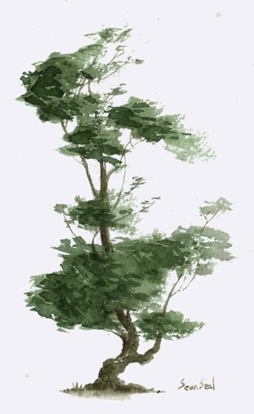 Little Tree 4 Art Print