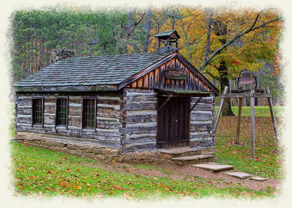 Photograph - Little Wooden Chapel by John M Bailey