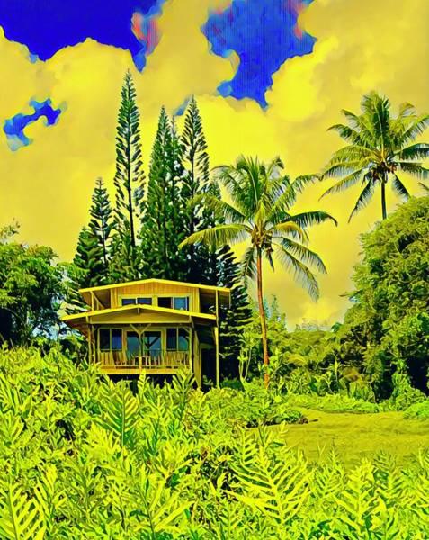 Photograph - Little Yellow Hale On The Wa Wa Aloha by Joalene Young
