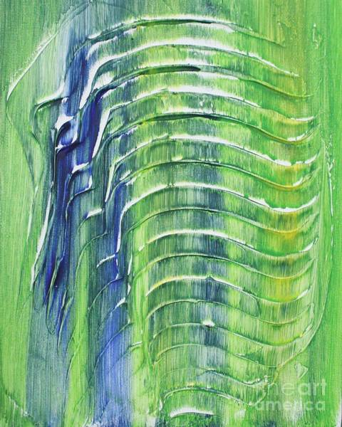 Painting - Lively by Sarahleah Hankes