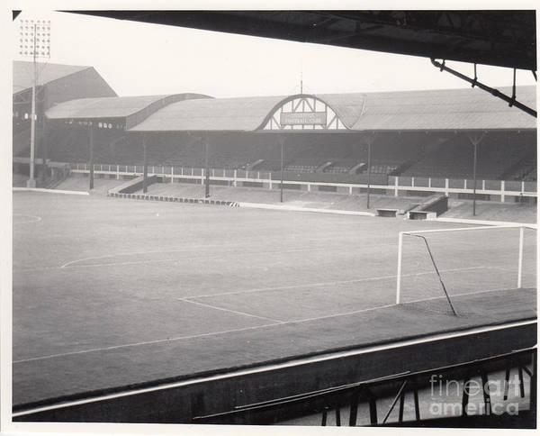 Wall Art - Photograph - Liverpool - Anfield - Main Stand 1 - 1969 - Leitch by Legendary Football Grounds