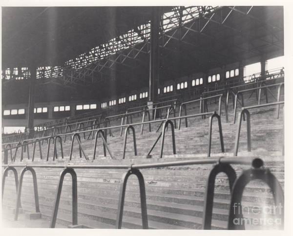 Wall Art - Photograph - Liverpool - Anfield - The Kop 1 - 1969 by Legendary Football Grounds