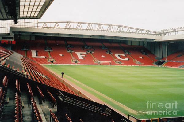 Wall Art - Photograph - Liverpool - Anfield - The Kop 4 - 2004 by Legendary Football Grounds