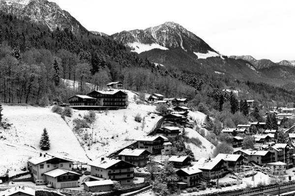 Photograph - Living In The Alps by John Rizzuto