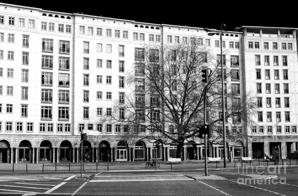 Wall Art - Photograph - Living On Karl-marx-allee by John Rizzuto