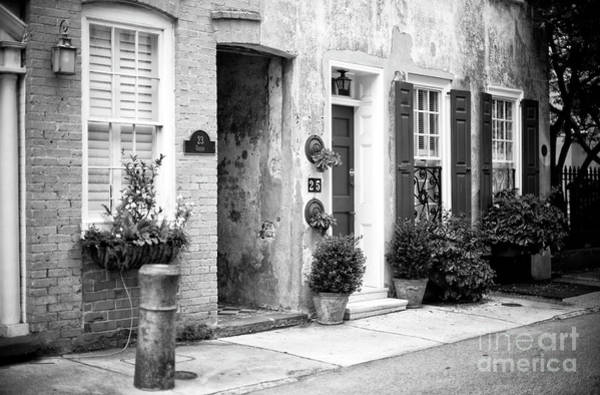 Photograph - Living On Queen Street In Charleston by John Rizzuto