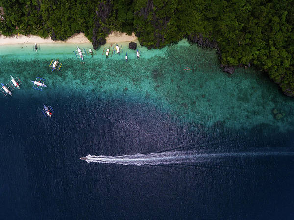 Photograph - Living The Dream In El Nido Philippines by Matt Shiffler