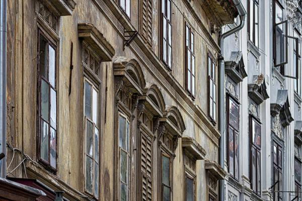 Photograph - Ljubljana Windows #4 - Slovenia by Stuart Litoff