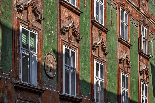 Photograph - Ljubljana Windows #2 - Slovenia by Stuart Litoff