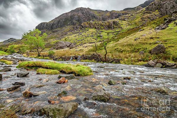 Photograph - Llanberis Pass Snowdonia by Adrian Evans