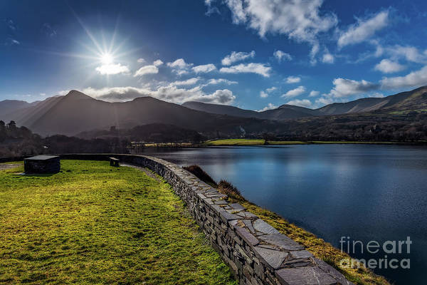 Wall Art - Photograph - Llanberis Snowdonia by Adrian Evans