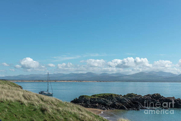 Wall Art - Photograph - Llanddwyn Island, North Wales, Uk by Amanda Elwell