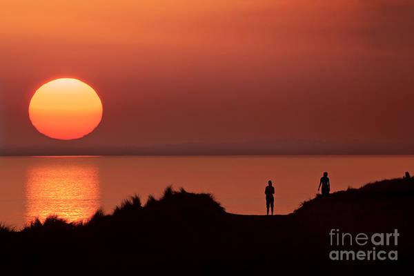 Photograph - Llangennith Late Summer Days by Minolta D