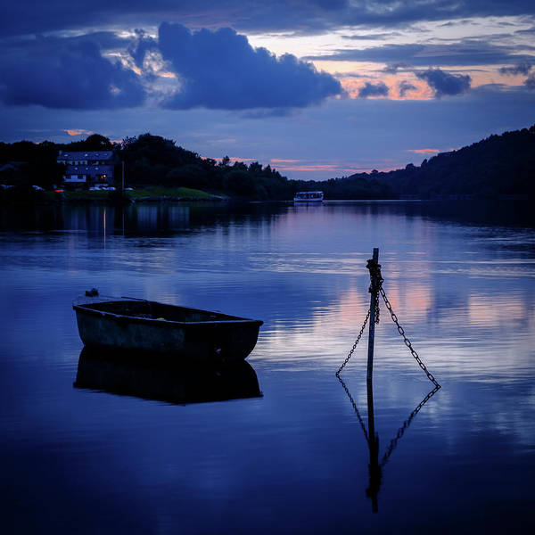 Photograph - Llyn Padarn, Llanberis by Peter OReilly