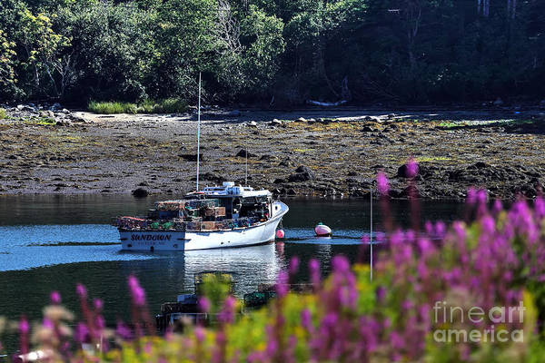 Wall Art - Photograph - Lobster Boat IIi by Rick Mann