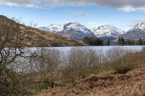 Photograph - Loch Arklet In Inversnaid by Jeremy Lavender Photography