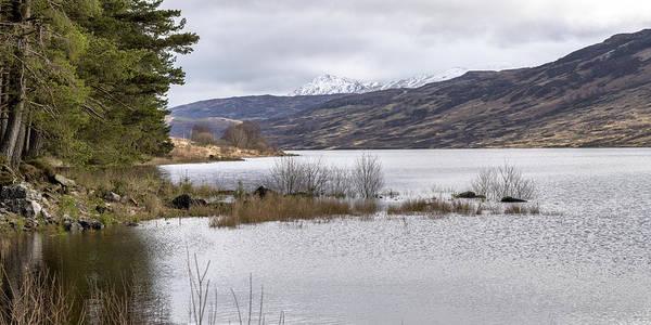 Photograph - Loch Arklet In Scotland by Jeremy Lavender Photography