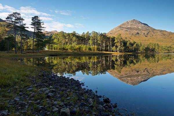 Photograph - Loch Clair by Stephen Taylor