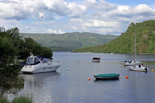 Photograph - Loch Lomond by Tony Murtagh