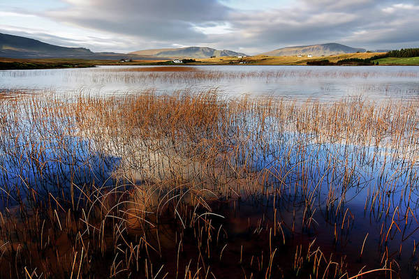 Wall Art - Photograph - Loch Mealt by Smart Aviation