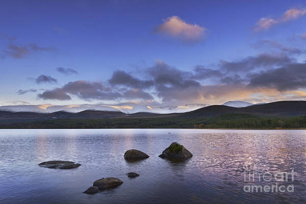 Cairngorms Photograph - Loch Morlich And The Cairngorm Mountains by Rod McLean
