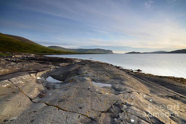 Loch Wall Art - Photograph - Loch Na Keal, Isle Of Mull by Smart Aviation