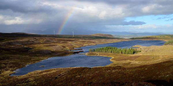 Photograph - Loch Nam Bonnach by Gavin MacRae