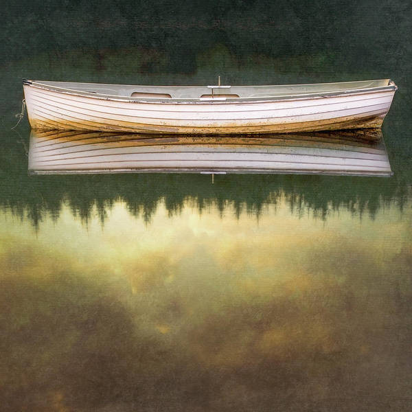 Wall Art - Photograph - Loch Rusky Reflection by David Mould