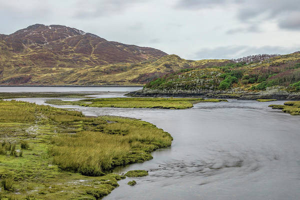 West Highlands Photograph - Lochailort - Scotland by Joana Kruse