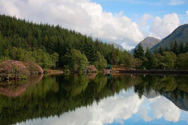 Photograph - Lochan Glencoe by Colette Panaioti