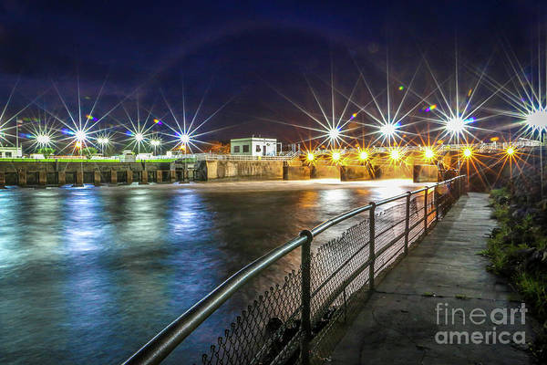 Photograph - Lock And Dam #1 by Tom Claud
