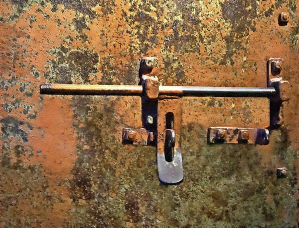 Photograph - Locked And Loaded by Andrea Kollo