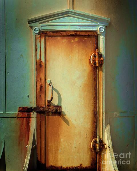 Photograph - Locked by Edmund Nagele