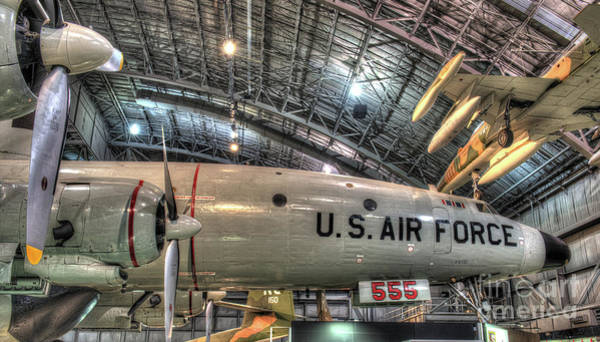 Star Wars 3 Wall Art - Photograph - Lockheed C-121 Constellation by Greg Hager