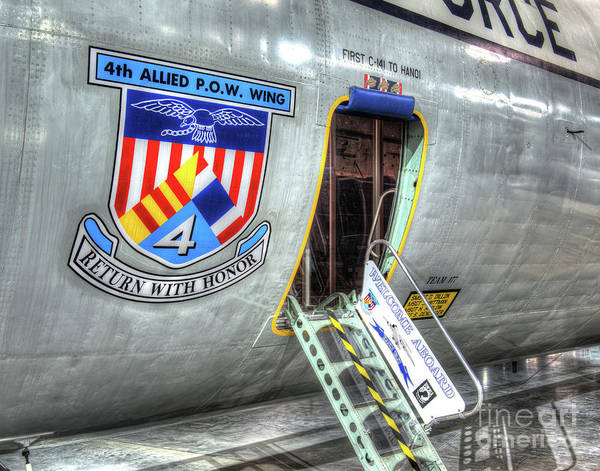 Wall Art - Photograph - Lockheed C-141c Starlifter, Hanoi Taxi by Greg Hager