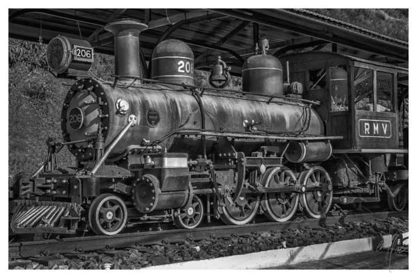 Photograph - Locomotiva-conservatoria-rj by Carlos Mac