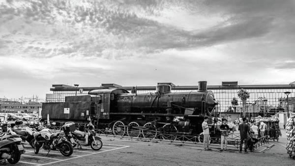 Photograph - Locomotiva by Randy Scherkenbach
