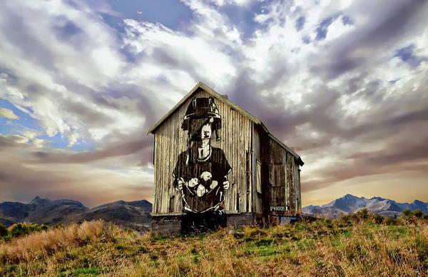 Photograph - Lofoten Landscape View by Anthony Dezenzio