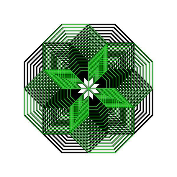 Digital Art - Logo_06a by Robert Krawczyk