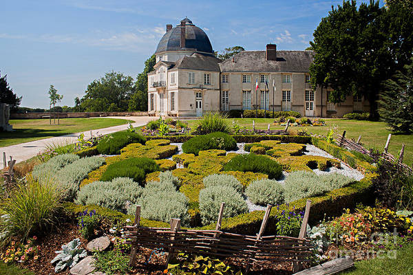 Chateauneuf Photograph - Loire Valley by Christian Hallweger