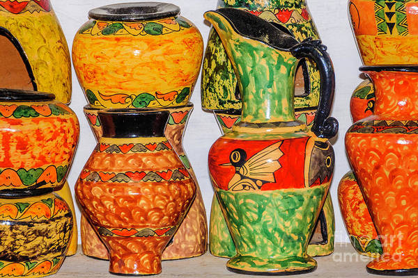 Photograph - Lombok Pottery by Werner Padarin