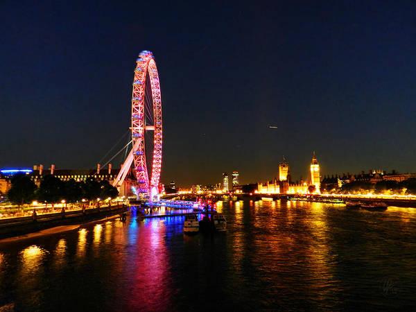 Photograph - London 111 by Lance Vaughn