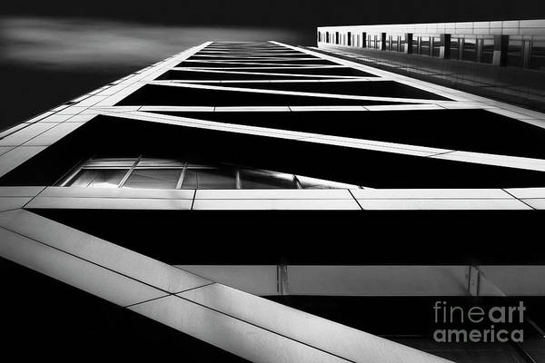 Twin Cities Photograph - London Architecture Part 2 by Erik Brede
