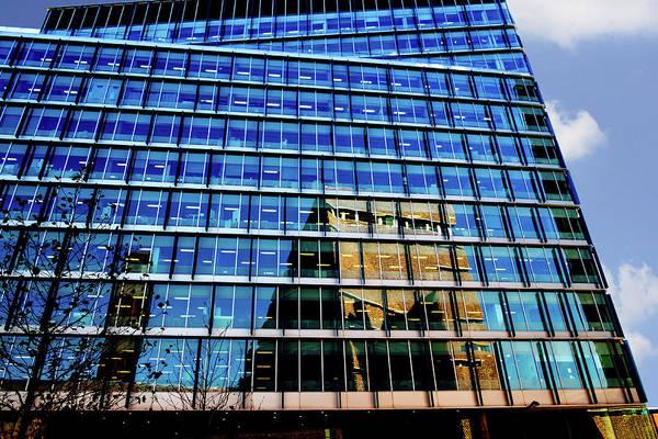 Bankside Photograph - London Bankside Architecture 2 by Judi Saunders