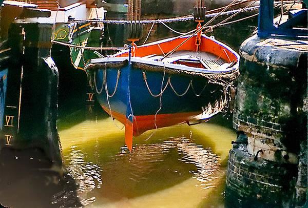 London Boat Art Print