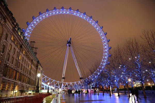 Photograph - Big Wheel by David Chandler