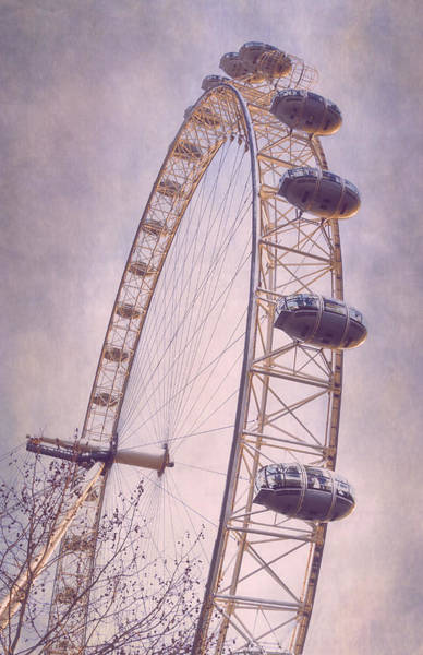 Photograph - London Eye II by Joan Carroll