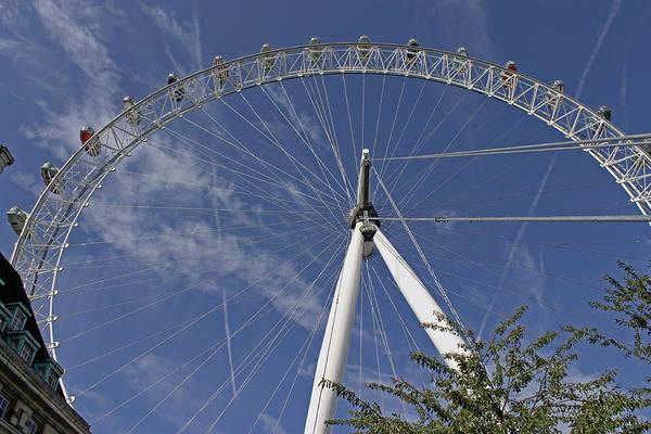 Photograph - London Eye by Tony Murtagh