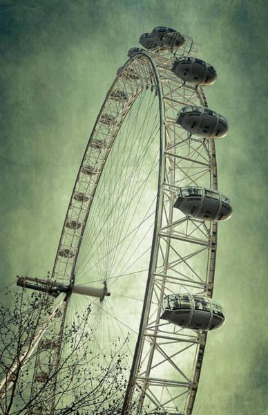 Photograph - London Eye V by Joan Carroll
